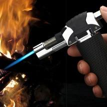 Lighter Torch Turbo Jet Butane Gas 1300C Spray Windproof Metal Pipe Gun Kitchen - $16.82