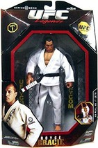 ROYCE GRACIE * UFC Legends Series 0 with real cloth kei karate outfit fr... - $83.08