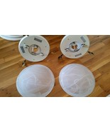 HALOGEN FIXTURES SET OF 2 - GREAT USED CONDITION. - $75.00