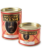 Monastery Incense Sweet Myrrh 12 oz. Container