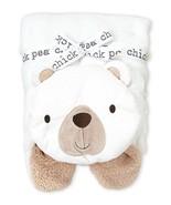 CHICK PEA (Newborn) Bear Plush Mat - $34.99