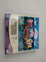 """Tropical Delight Mega Americana 500 Piece Jigsaw Puzzle Uncounted 19x13""""... - $6.00"""