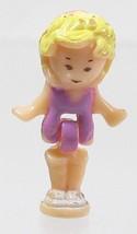 1993 Polly Pocket Doll Vintage Lot Golden Dream Earring/Necklace Set - P... - $7.50