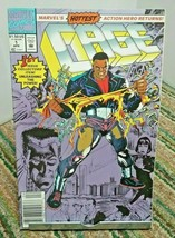 CAGE Marvel Comics Issue 1 April 1992 - $1.25