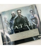 The Matrix Music From the Motion Picture CD Added Promo Marlyn Manson Ro... - $19.79