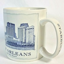 2008 Starbucks Architecture Collector Series Mug New Orleans Louisiana A... - $24.95
