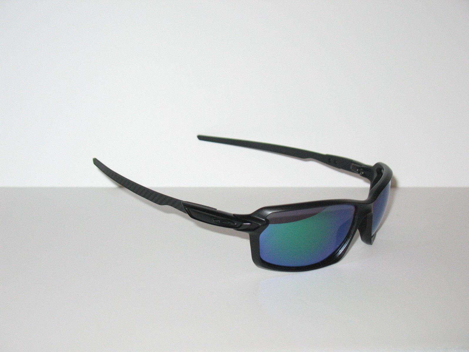 c7163af458c Oakley Carbon Shift Sunglasses Matte Black  Jade Iridium OO9302-07