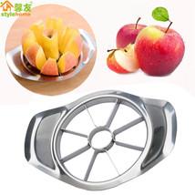 Kitchen Gadgets Stainless Steel Apple Cutter Slicer Vegetable Fruit Tools - €3,46 EUR