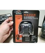 WALKER's RAZOR Slim Shooter Low Profile EARMUFFS NRR 23dB GWP-RSEM FAST ... - $35.15