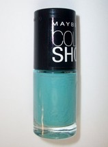 NEW Maybelline Color Show Limited Edition Nail Polish - 955 Turquoise Pa... - $8.00