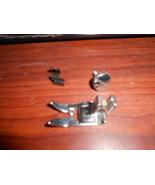 Sears 158 Low Shank ZZ Satin Stitch Foot w/Thumb Screw #135 & Thread Cut... - $10.00