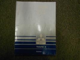 1989 Mitsubishi Truck Service Repair Shop Manual Volume 2 Electrical Factory Oem - $19.02