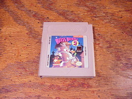 Game Boy The Bugs Bunny Crazy Castle 2 Game Cartridge, no. DMG-BY-USA, t... - $7.95