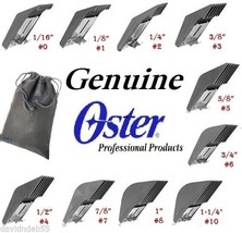OSTER A5 A6 Blade GUIDE Attachment COMB*Also Fit Most Andis,Wahl,Laube C... - $6.99+