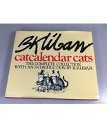 B Kliban CatCalendar Cats Book Complete Collection 1977-81 First Printing - $82.81