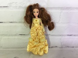 "Disney Store Parks Princess Collection Belle 6"" Mini Doll Beauty and the... - $24.74"