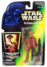 Hasbro 1996 Star War Momaw Nadon (Hammerhead) Green Card - $6.99