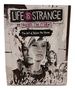 Life Is Strange : Before The Storm Limited Edition Art Book - $45.09
