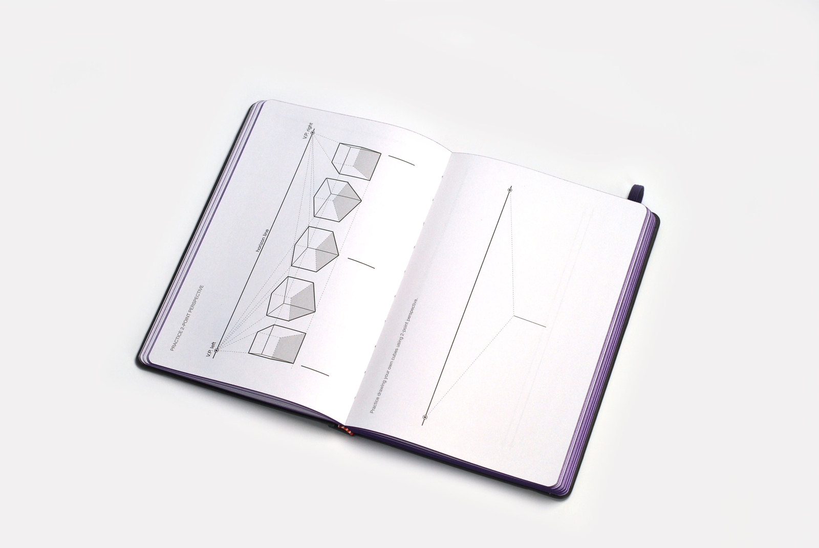 How to Draw: DRAWING BASICS Sketchbook