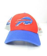 Buffalo Bills Mesh Back New Era 9FORTY Snapback Hat One Size  - $22.72