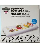 Big mouth Inflatable Salad Bar Float - White - $14.84