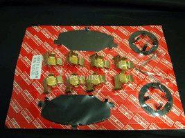 Disc Brake Hardware Kit Front FOR TOYOTA HILUX SR5 LN95 - $16.32