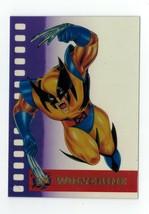 1995 Fleer Ultra X-MEN Suspended Animation Card WOLVERINE 10/10 - $8.00