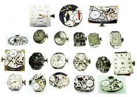 WITTNAUER Vintage Winding, Quartz Watch movement, parts, Replacement Var... - $6.79+