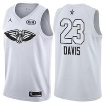 Nike Jordan NBA Youth Anthony Davis All Star Game 2018 Official Swingman... - $39.99