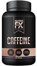CAFFEINE PILLS 220 mg Energy Mental Focus Supplement 200 Serving 200 Cap... - $20.64