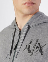Armani Exchange ZIP UP HOODIE, Hoodie for Men | A|X .SIZE XL - $55.43