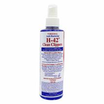 H-42 Clean Clippers Spray Virucidal Anti-Bacterial Cleaner 8oz - $12.82