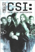 CSI: Crime Scene Investigation Comic Book #1 IDW 2003 NEAR MINT NEW UNREAD - $4.99