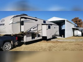 2018 JAYCO EAGLE 355MBQS FOR SALE IN Perry, Ok 73077 image 3