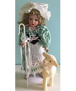 The Ashton Drake Galleries Little Bo Peep doll by Wendy Lawton 1993 - $45.53