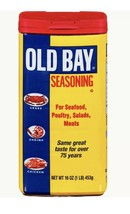 OLD BAY McCORMICK OLD BAY SEASONING SEAFOOD Large 1 Pound - $17.33