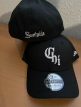 """Chicago White Sox CITY CONNECT Stretch Fitted Hat """"SOUTHSIDE"""" HOT   S/M - $55.00"""