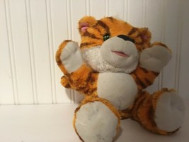 FISHER PRICE PLUSH TIGER SNUGGLEKINS CUTE CUB - $9.31