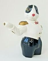 OCI Korea Sea Captain Rabbit Teapot by Fitz and Floyd - $125.77