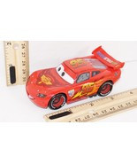 "LIGHTNING MCQUEEN 1:43 DIECAST CARS TOY VEHICLE 4"" FIGURE DISNEY STORE E... - $16.88"