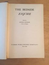 "Vintage 1940 ""Bedside ESQUIRE"" collected short stories hardcover book image 4"