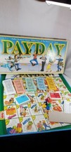 Vintage 1994 Payday Board Game Parker Brothers Complete  - $14.55
