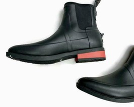 Hunter Original Women's Rubber Waterproof Chelsea Boots Booties Size 6 US - $91.99
