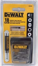 Dewalt - DW2058 - Compact Magnetic Drive Guide Set, 18-Piece - $10.84