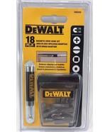 Dewalt - DW2058 - Compact Magnetic Drive Guide Set, 18-Piece - $10.84