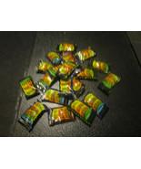 Toxic Waste Hazardously Sour Candy 20 Pieces Random BlueRasp Apple Lemon... - $2.93