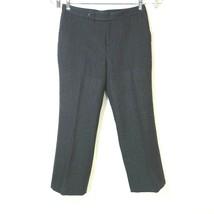 Lauren Ralph Lauren Wool Lined Career Dress Pants Women Petite Size 10P ... - $24.72