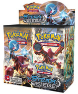 Pokemon Cards XY Steam Siege 6 Booster Pack Lot 1/6 Booster Box TCG Card... - $22.99