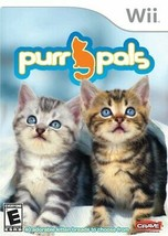 Purr Pals - Nintendo Wii Video Gioco image 1