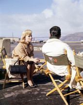 Lee Remick Rare on Set Days of Wine and Roses with Jack Lemmon 16x20 Canvas - $69.99